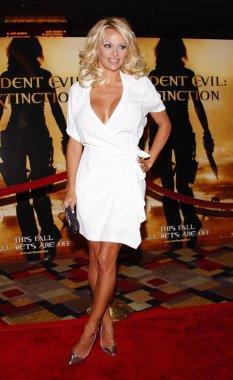 Pamela Anderson in Las Vegas