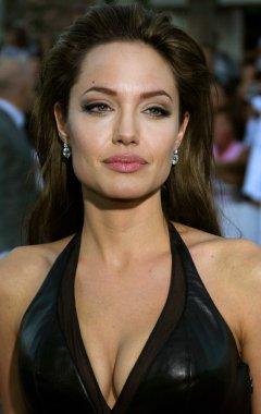 Angelina Jolie at Los Angeles