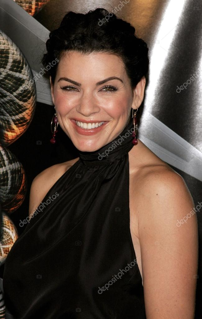 Julianna Margulies Los Angeles Photo Ditoriale Popularimages