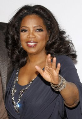 media proprietor Oprah Winfrey
