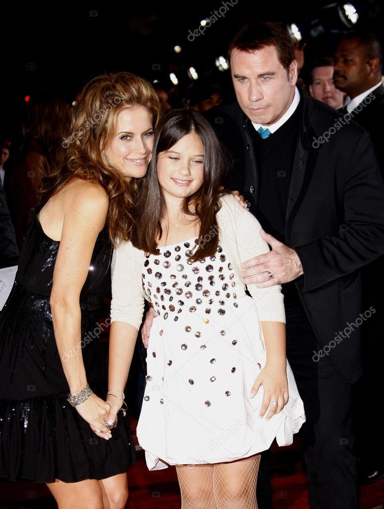 John Travolta and Ella Bleu Travolta – Stock Editorial Photo