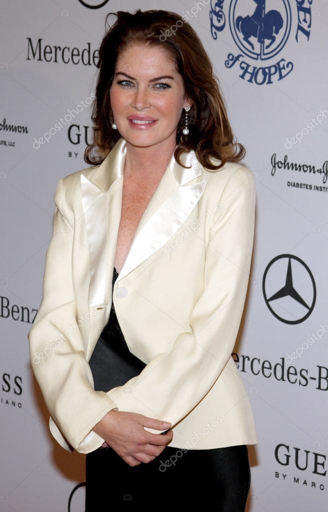 Actress Lara Flynn Boyle