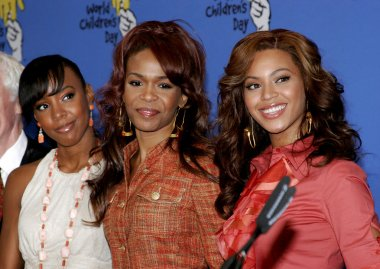 Kelly Rowland, Michelle Williams and Beyonce Knowles