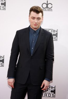 Singer Sam Smith
