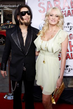 Dave Navarro and Stormy Daniels