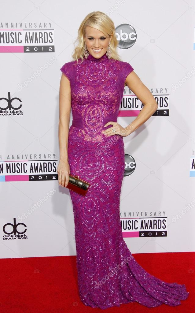 Cantante Carrie Underwood — Foto editorial de stock © PopularImages ...