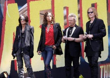 Aerosmith 'The Global Warming'