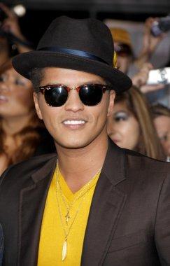 musician Bruno Mars