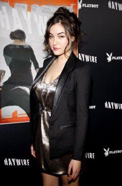 Actress Sasha Grey