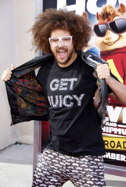 Musician producer Redfoo