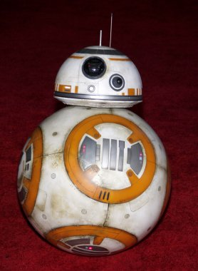 Star Wars character Droid BB-8