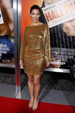 Actress Carly Craig
