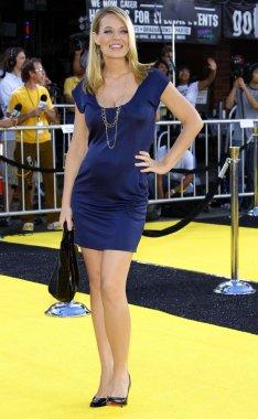 Actress Jeri Ryan