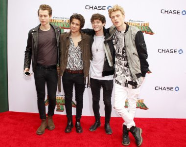 The Vamps music group