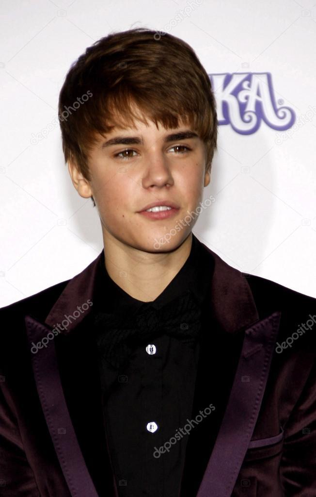 Actor Justin Bieber Stock Editorial Photo C Popularimages 96623642
