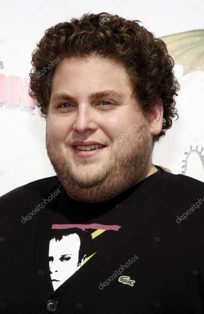 Ator jonah hill fotografia de stock editorial popularimages los angeles california united states march 21 2010 jonah hill at the los angeles premiere of how to train your dragon held at the gibson ccuart Gallery