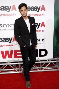 Actor Penn Badgley