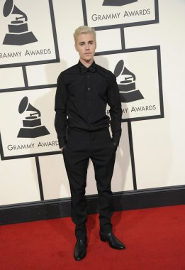 Actor and singer Justin Bieber