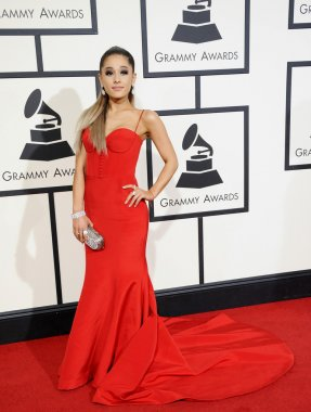Singer and actress Ariana Grande
