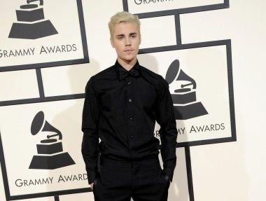 singer Justin Bieber