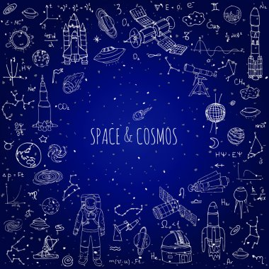 Space and Cosmos set