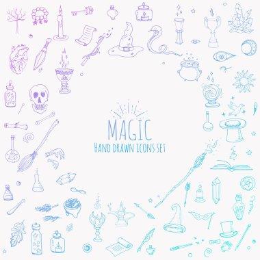 Magic icons et