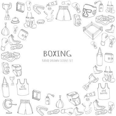 doodle boxing set