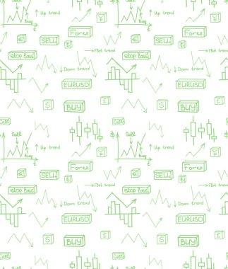 business doodle elements