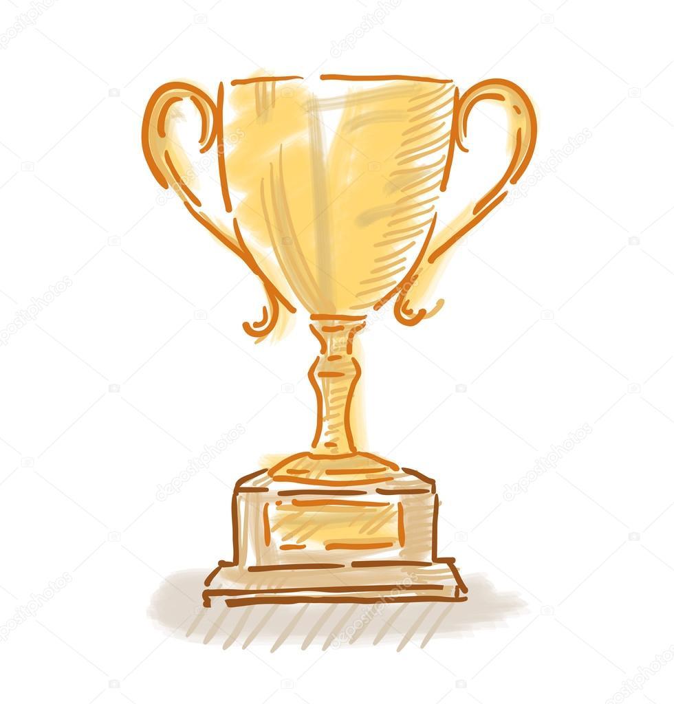 Resultado de imagem para trofeu copa