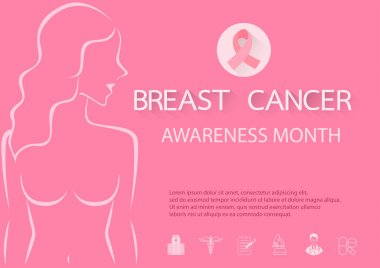 Breast cancer awareness month campaign