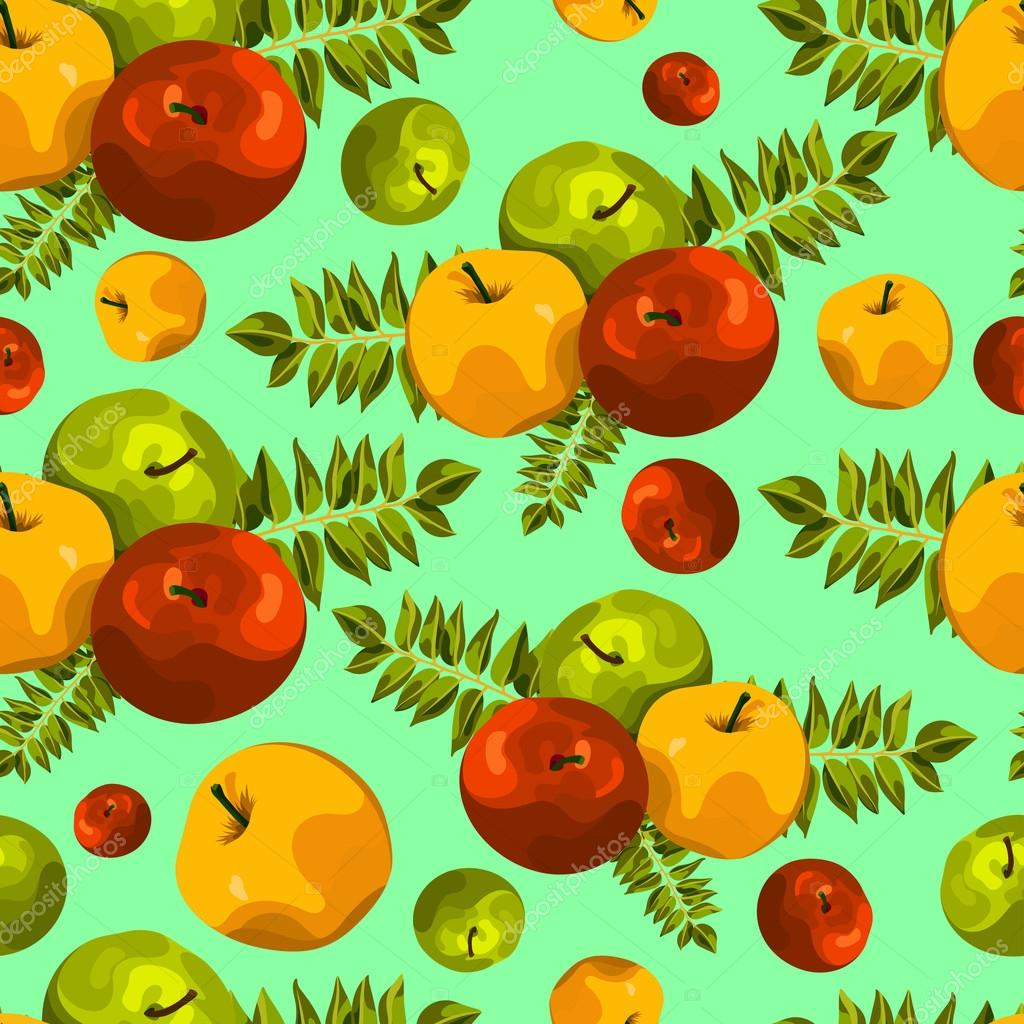 Beautiful Wallpaper Macbook Pattern - depositphotos_83348868-stock-illustration-stylish-seamless-pattern-of-leaves  Picture_782213.jpg
