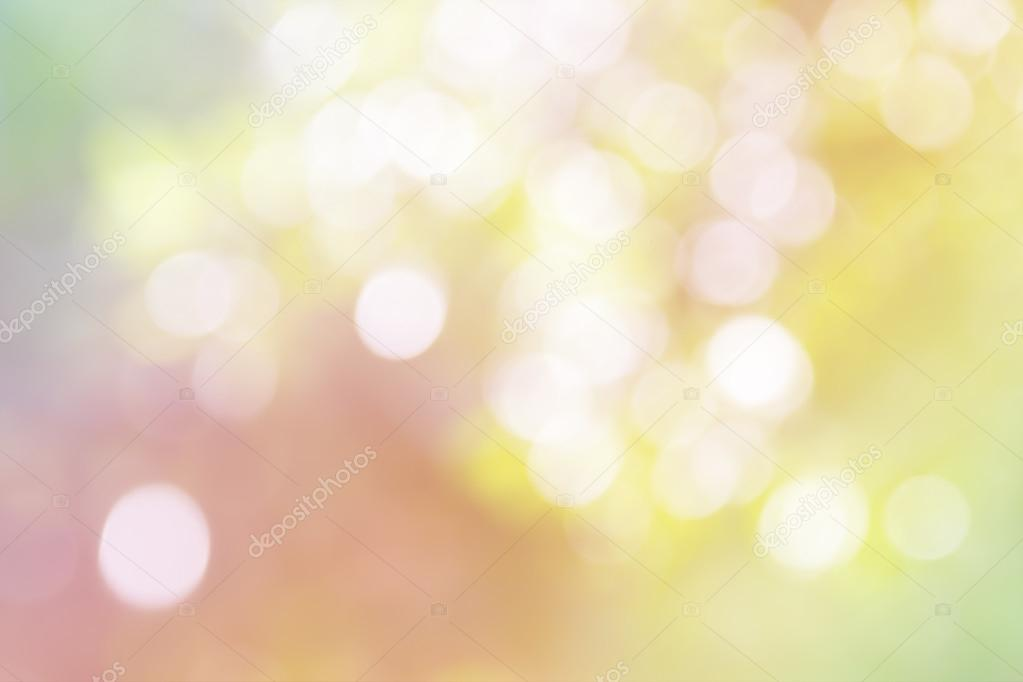Dreamy pastel and dreamy bokeh background — Stock Photo ...