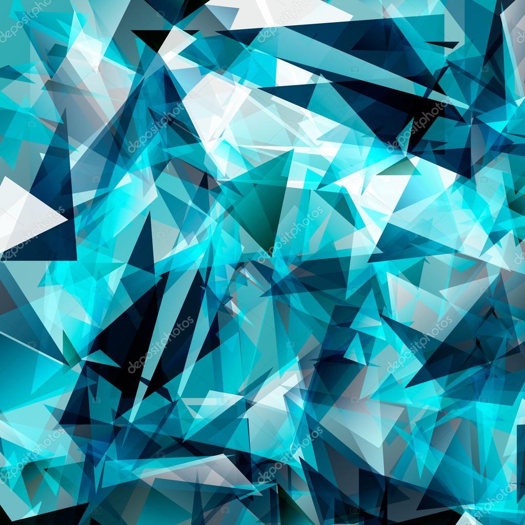 Polígono colorido fondo vector marco o. Resumen fondo geométrico ...