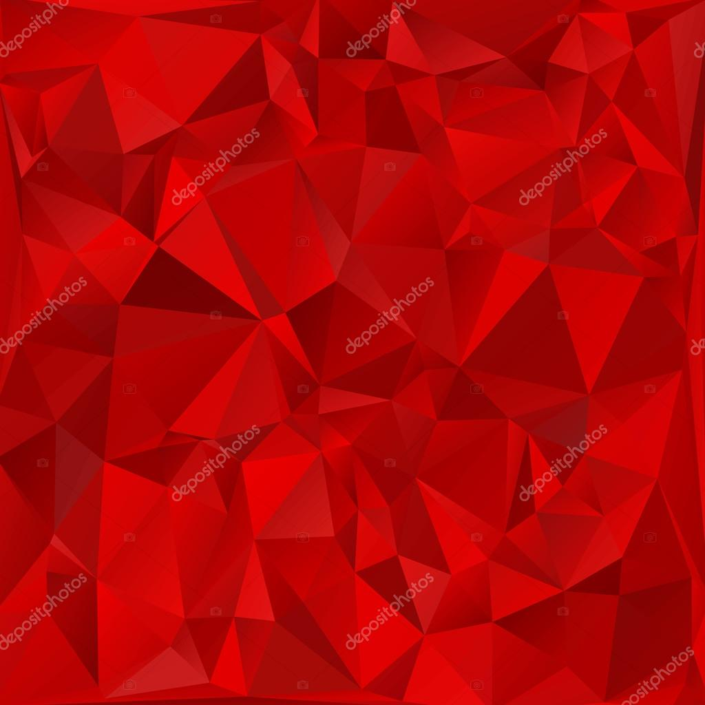 Abstract colorful swirl rainbow Triangle Geometrical Red polygon background or vector frame. , Vector Illustration EPS10. Geometric design for business presentations.
