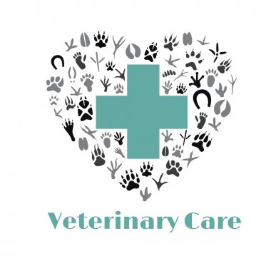 Logo for a pet store, veterinary