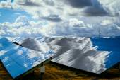 Panely solárních baterií