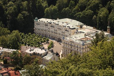hotels in Karlovy Vary, Carlsbad, C