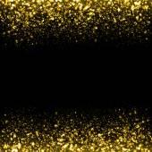 Fényképek Arany csillogó szikrát háttér