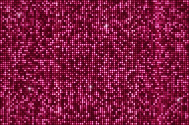 Pink seamless shimmer sequins background