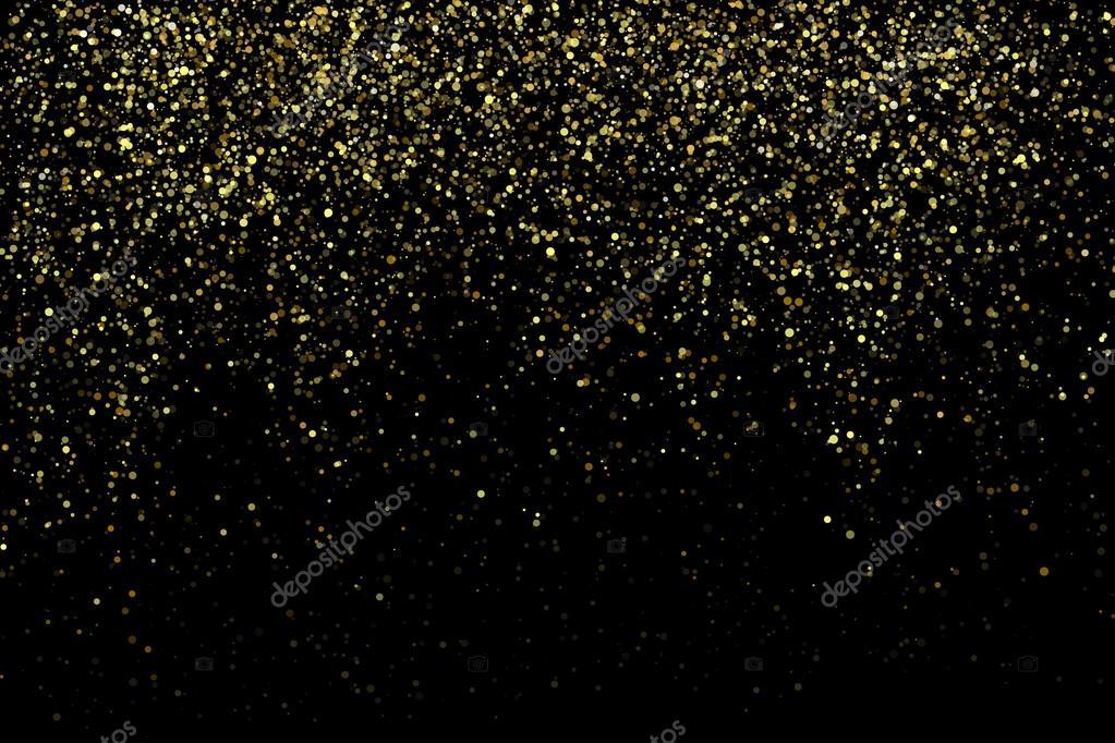 vektor gold glitzernden funkel stardust hintergrund stockvektor ronedale 92201080. Black Bedroom Furniture Sets. Home Design Ideas