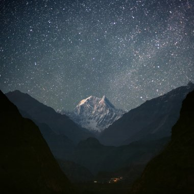 Nilgiri South (6839 m)