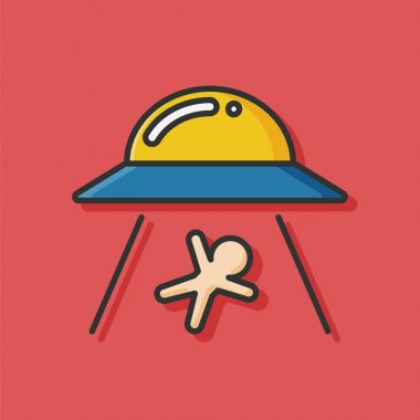 Space UFO icon