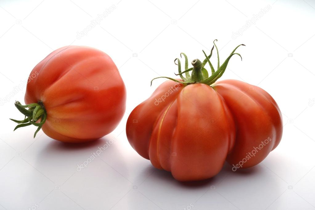 Two Beefsteak Tomatoes 1