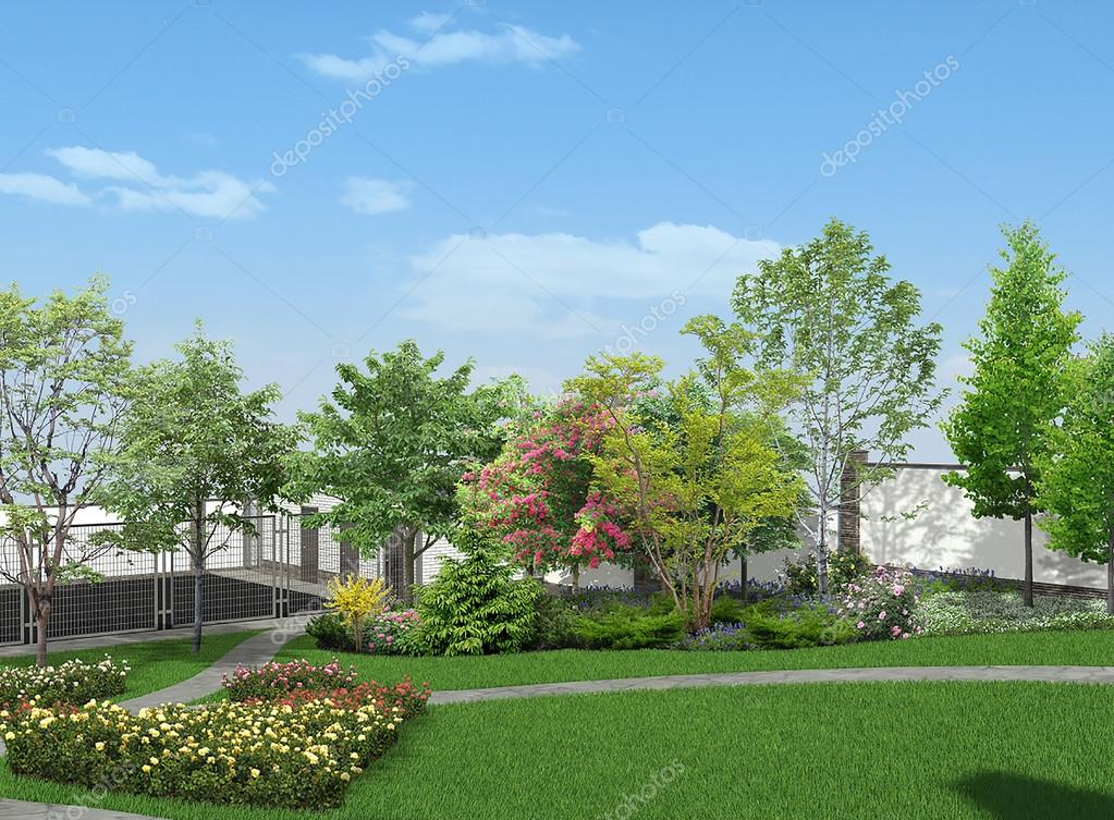 free backyard landscape plans with Stock Photo Backyard Horticultural Background 3d Render on Watch moreover Watch as well Watch further Mt Hood Pavilion moreover Stock Photo Backyard Horticultural Background 3d Render.