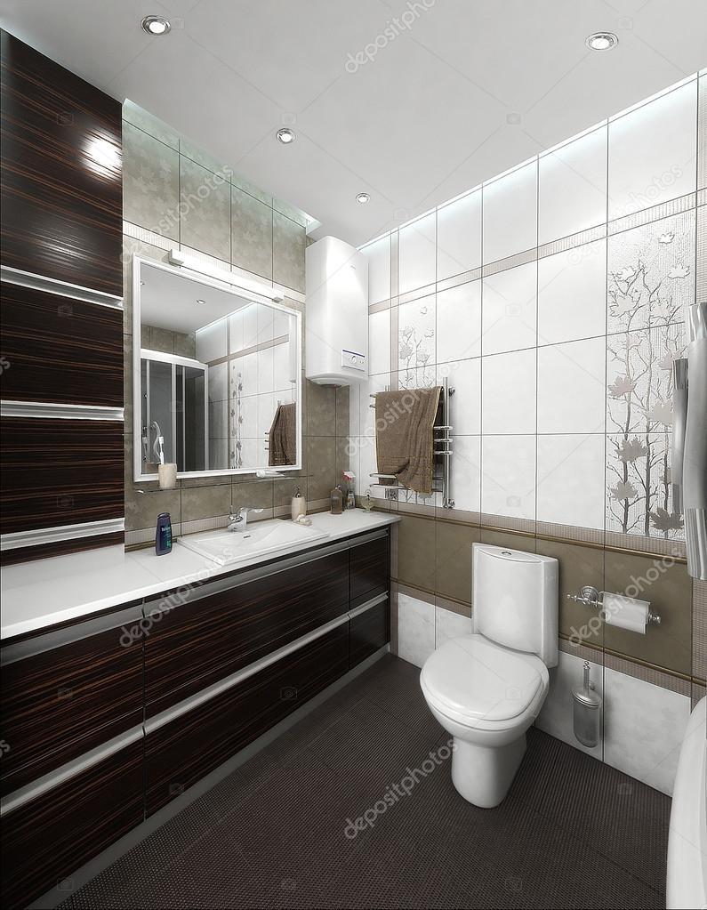 Interiores minimalistas ba os minimalista de ba o estilo for Diseno de interiores banos
