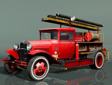 Fire truck PMG-1