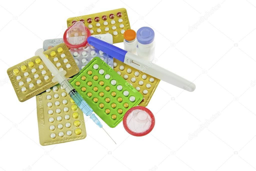 graviditetstest p piller