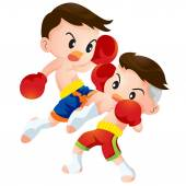 Photo muaythai