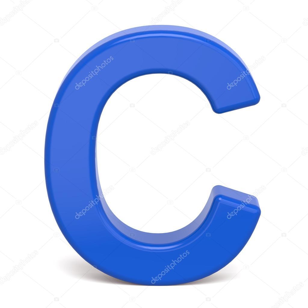 c                 harfi ile ilgili görsel sonucu