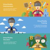 aplikace virtuální reality